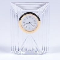 Crystal Mantle Clock