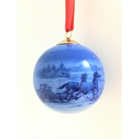 Bing & Grondahl Christmas Ornament 2005
