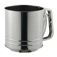 Stainless Steel 5 Cup Flour Sifter
