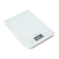 Compact Kitchen Scale White