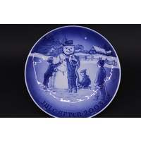 Frosty the Snowman, 2003 Christmas Plate