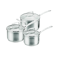 Impact 3-piece Saucepan Set