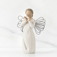 Willow Tree 'Bright Star' Angel Figurine