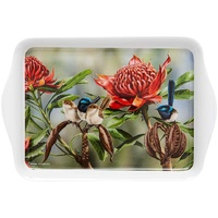 Australia Bird & Flora Collection Blue Wren Scatter Tray