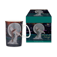 Dancing in the Moonlight Collection New Bone China 320ml Can Mug