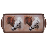 Horse Collection 100% Melamine Sandwich Tray