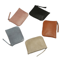Luxury Leather Collection Coin Purses