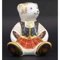 Scottish Shona Bear Figurine