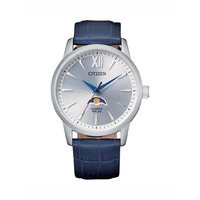 Citizen Quartz Moon Phase Analogue Watch - AK5000-03A