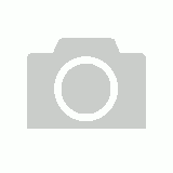 Blue with Green Coloured Glassware Owl Ornament