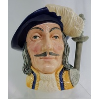 Athos Large Character Jug D6827
