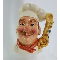 'The Chef' Character Jug D7103