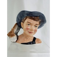 Tom Sawyer Small Character Jug D7187