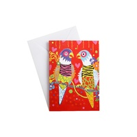 Donna Sharam Love Hearts Collection Greeting Cards