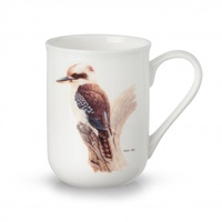 Kookaburra Bone China Mug