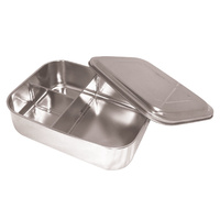 Stainless Steel Sustain-a-bento Trio