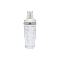 700ml Boston Glass Cocktail Shaker