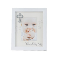 Christening Day Photoframe 5x7""