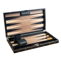 "Luxury Mosaic 38cm (15"") Backgammon Set"