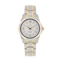 Gents Oceaneer Two Tone Dress Watch 100m - NK166T1XB