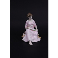 Old English Roses - Thoughts of you Figurine RA1