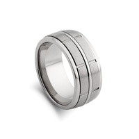 Gents Spinning Ring