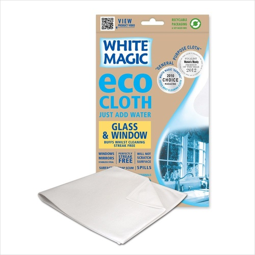 Eco Cloth Glass & Window